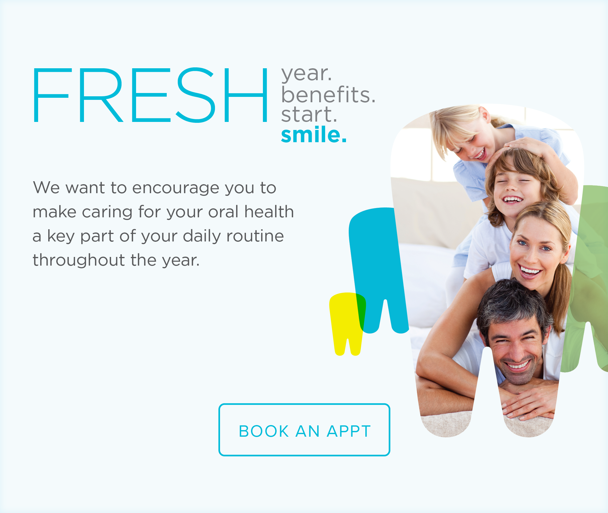 Vista Dental Group - Make the Most of Your Benefits